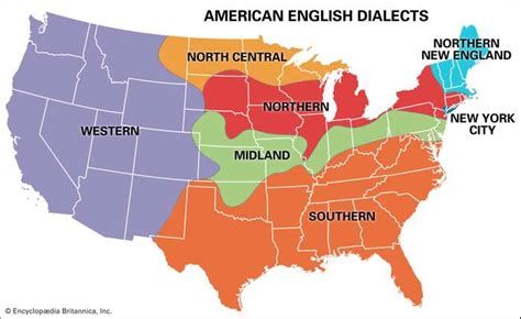 English Language Varieties Of English