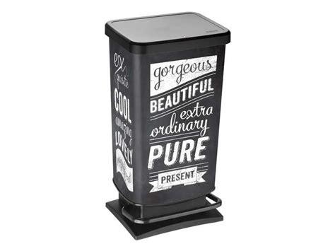 conforama poubelle cuisine poubelle cuisine 40 l vente de poubelle de
