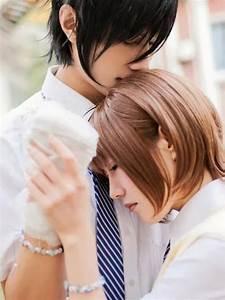 Awwww yamato x mei - sukitte iinayo (aka 'Say I Love You ...