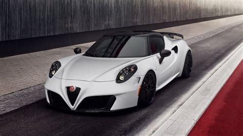Alfa Romeo 4c @ Top Speed