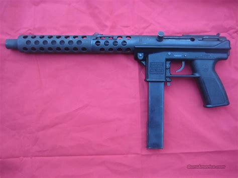 Intratec Tec 9 Pistol With Barrel Extension For Sale