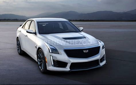 2020 Cadillac Cts V Coupe by 2020 Cadillac Cts Price Release Date Specs Review