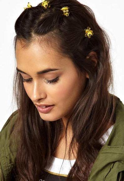 How To Do A 90s Hairstyle by Three Ways To Style Your Hair This Week 90s Hair