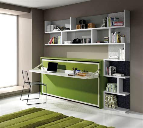 bureau avec rangement int馮r lit avec rangement integre ikea maison design bahbe com