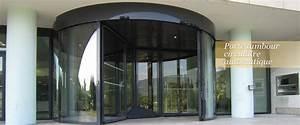Besam Porte Automatique : portes tambour tous les fournisseurs porte tournante ~ Premium-room.com Idées de Décoration