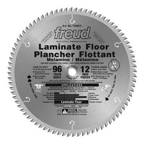 laminate flooring blade freud tooth laminate flooring blade 12 inch x 96 inch home depot canada ottawa
