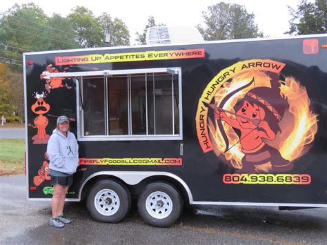 food trailer brings unique   tacos tidewater review