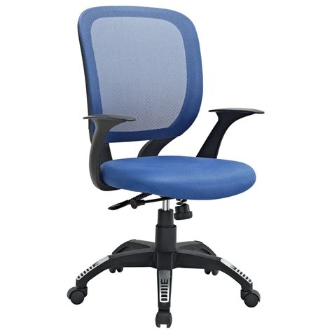 scope modern mesh back office chair w adjustable height