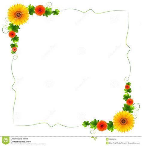 design a border home design a colourful border design stock vector image