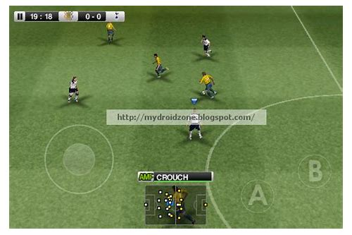 download game pes 2011 cho android