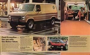 1980 Ford Econoline Van
