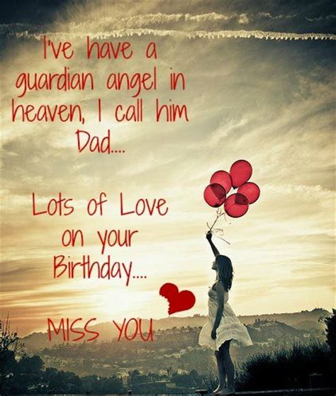 Dads First Birthday In Heaven Quotes
