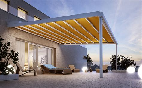 Pergola & Terrace Awnings