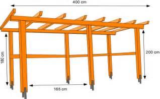 blickschutz balkon pergola aus holz selber bauen bvrao