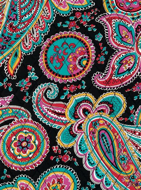 bradley designs parisian paisley vera bradley 2015 patterns