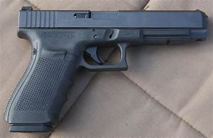 Glock 41 Gen. 4 - New Gun Review - Competition/Duty/Home ...