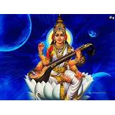 Goddess Saraswati Wallpaper #5