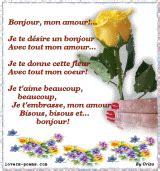 Télécharger Des Image De Message Bonjour Mon Amour Tracex