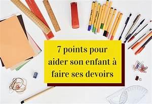 Ou Faire Graver Ses Vitres Auto : comment aider son enfant faire ses devoirs ~ Gottalentnigeria.com Avis de Voitures