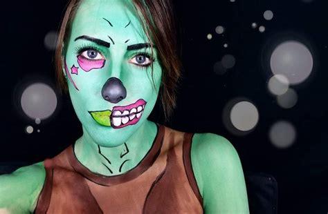 fortnite popart zombie skin fortnite battle royale