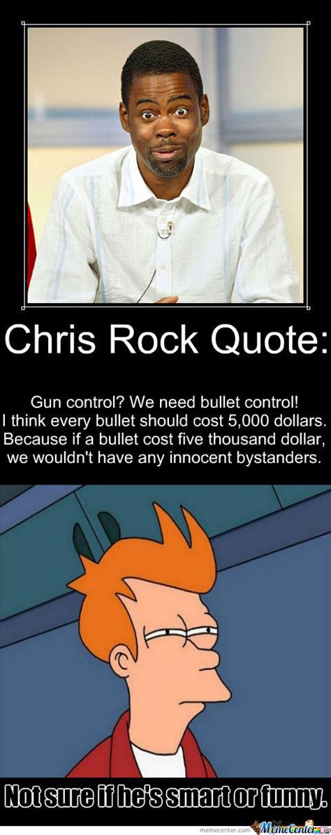 Funny Rock Memes - chris rock by shounenjump meme center