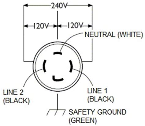 L14 30 Wire Diagram by Electrical Backup Power