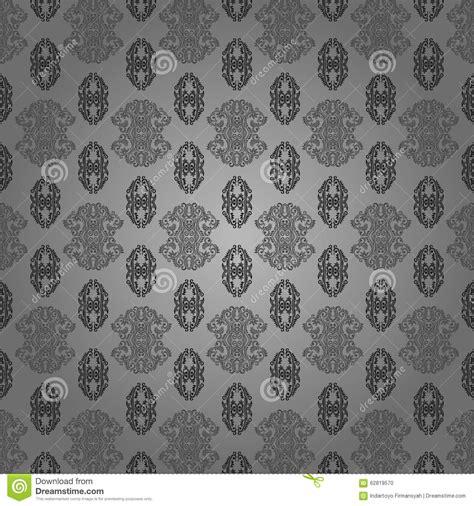 wallpaper batik modern stock illustration image