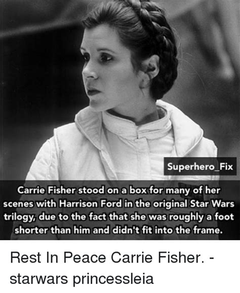 Carrie Fisher Memes - 25 best memes about star wars trilogy star wars trilogy memes