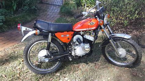 Suzuki Tc90 by Suzuki Ts90 1970 Model