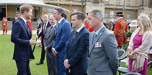 Prince Harry hosts the annual Not Forgotten Garden Party ...