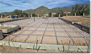Tucson Post Tension Slab - Tucson Real Estate