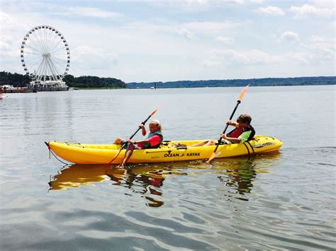 Swan Boats National Harbor by Kayaking Pedal Boats Stand Up Paddle Boarding In