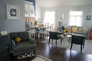 Living, Room, And, Dining, Room, Combo, 1, Of, 1, U2022, Our, House, Now, A, Home