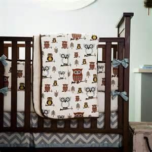 baby nursery decor studio collection fabrics baby boy owl
