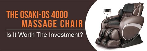 osaki os 4000 chair review is it worth your money