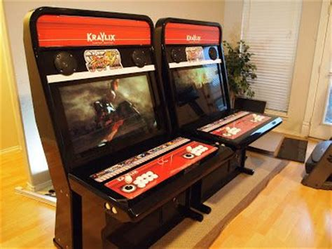 custom arcade cabinet kits custom vewlix updated kit v4 kraylix custom two player