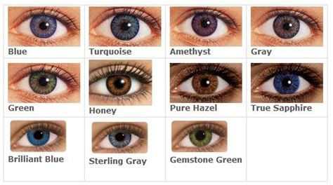Halloween Contacts No Prescription by Why You Need An Eye Exam Color Me Contacts