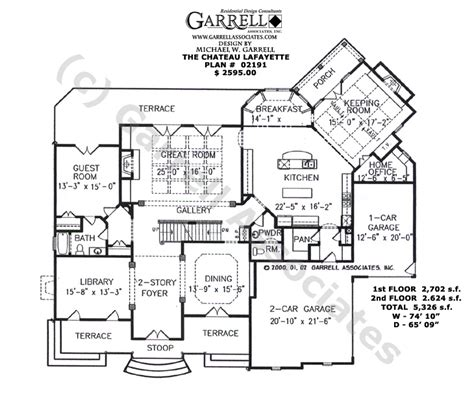 country kitchen floor plans country style house plans plan 91 117