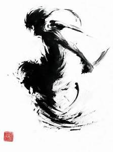 Ink Ninjas – Illustrations by Jungshan