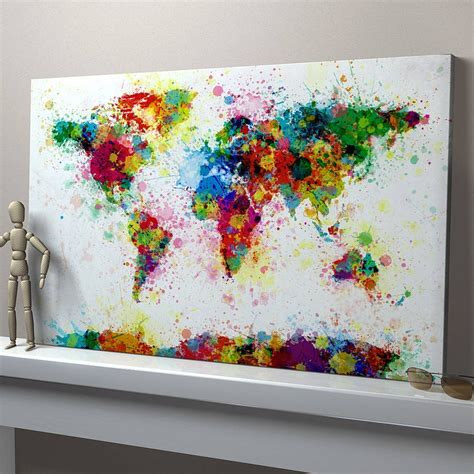 paint idea learn the basics of canvas painting ideas and projects homesthetics inspiring ideas for your