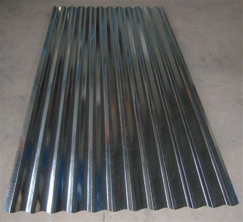 galvanized corrugated steel roofing sheet manufacturer