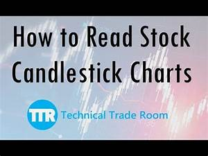 How To Read Stock Candlestick Charts Youtube
