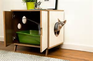 cat furniture litter box 25 really cool cat furniture design ideas every cat owner
