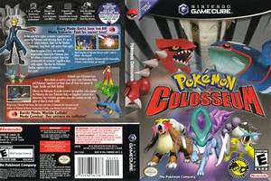 Pokemon Colosseum Glitches And Unlockables Gamecube Car