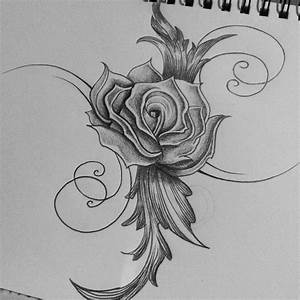 Pencil Drawing Flower Butterfly Pencil Drawings You Can ...