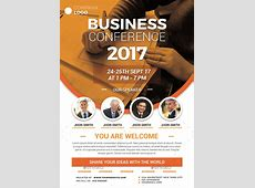 Conference Flyer by vynetta GraphicRiver