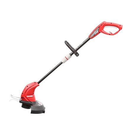 depot weedeaters homelite 13 in 4 electric string trimmer Home