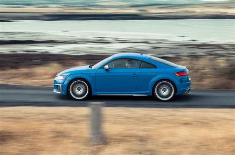 Review Audi Tts Coupe by Audi Tts Coupe 2018 Review Autocar