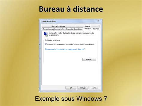 microsoft bureau à distance controle bureau a distance 28 images bureau 224