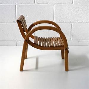Chaise Enfant Vintage : chaise enfant 1930 la marelle mobilier vintage pour enfant ~ Teatrodelosmanantiales.com Idées de Décoration